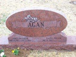 Hazel Alene <i>Fuller</i> Agan