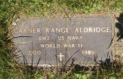 Garner Range Aldridge