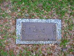 Donna E Seideman