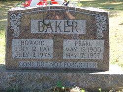 Pearl <i>Joyner</i> Baker