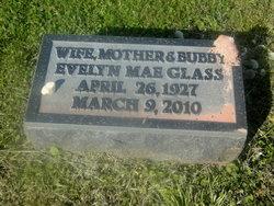 Evelyn Mae <i>Levin</i> Glass