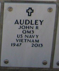 John R. Audley