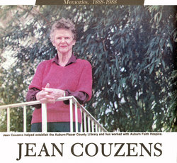 Jean <i>Little</i> Couzens