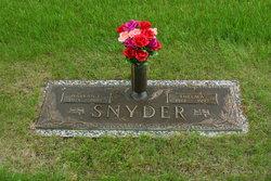 Dorthea Thelma <i>Waltz</i> Snyder
