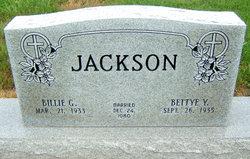 Billie G. Jackson