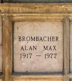 Alan Max Brombacher