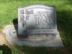 Alice Fern Feeney