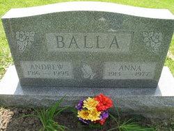 Anna <i>Balla</i> Balla