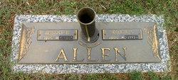Gillie Martha <i>Marshall</i> Allen