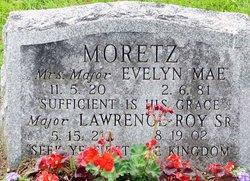 Evelyn Mae <i>Muldoon</i> Moretz