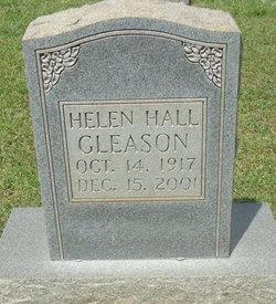 Helen <i>Hall</i> Gleason