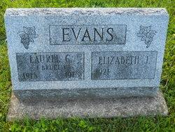 Laurel C Bruce Evans
