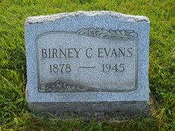 Birney C Evans