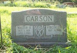 Virginia Deane <i>Lindsey</i> Carson
