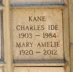 Charles Ide Kane