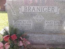 John A. Braniger