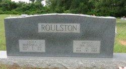Iva Dell <i>May</i> Roulston