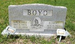 Robert BOYD, Jr