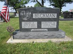 Henry Robert Beckman