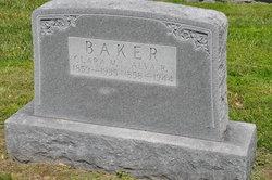 Clara M <i>Lane</i> Baker