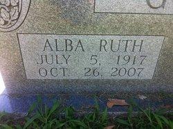 Alba Ruth <i>Wooten</i> Gist