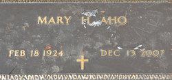 Mary Hilda <i>Oja</i> Aho