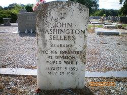 John Washington Sellers