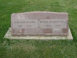 Lizzie Kate <i>McCance</i> Hoyle
