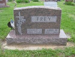 Anna <i>Lochner</i> Frey