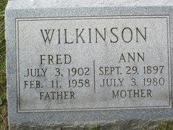 Anna C. Wilkinson
