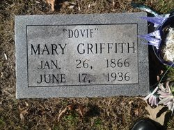 Dovie <i>Crow</i> Griffith