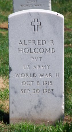 Alfred R. Holcomb