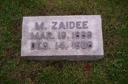 Margaret Zaidee <i>Richards</i> McCreary