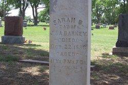 Sarah B. Barney