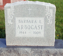 Barbara Lee Arbogast