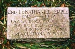 Lieut Nathaniel Temple