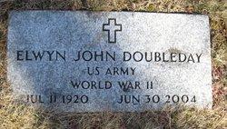 Elwyn John Doubleday