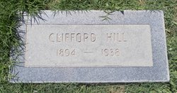 Clifford Joseph Red Hill