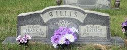 Cealy Beatrice <i>Bean</i> Willis