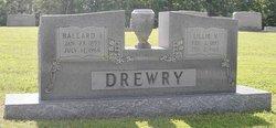 Lillie V <i>Galey</i> Drewry
