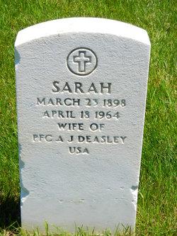 Sarah Deasley