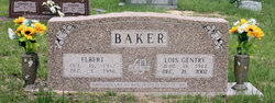 Elbert J. Baker, Jr