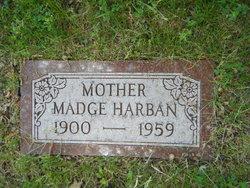 Marjorie Madge <i>Maugham</i> Harban