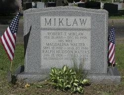 Magdalina <i>Walter</i> Miklaw