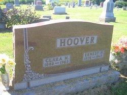 Clara M Hoover