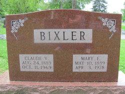 Claude V Bixler