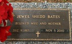 Jewel <i>Shedd</i> Bates