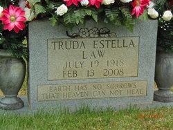Truda Estella <i>Willmon</i> Law