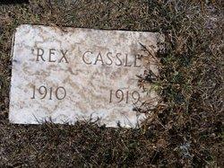 George Reginald Rex Cassle