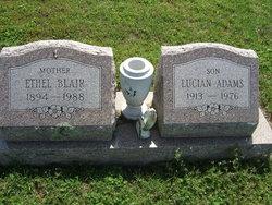 Lucian Adams